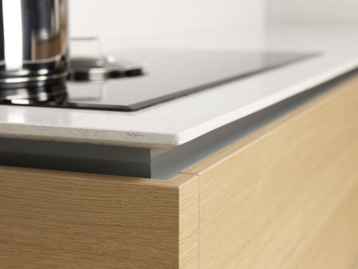 Alno Starline halcyon interiors the alno store worktop edge design for alno